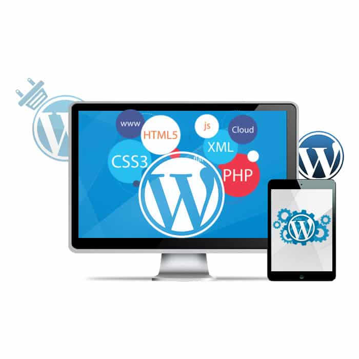 Création site internet vitrine wordpress