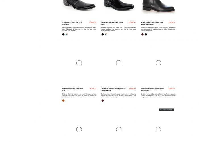 Création site ecommerce prestashop 1.7
