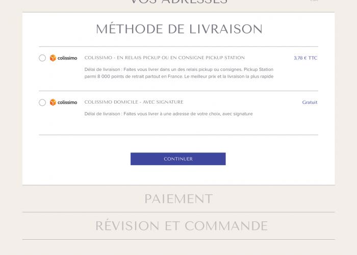 intégration graphique ecommerce prestashop