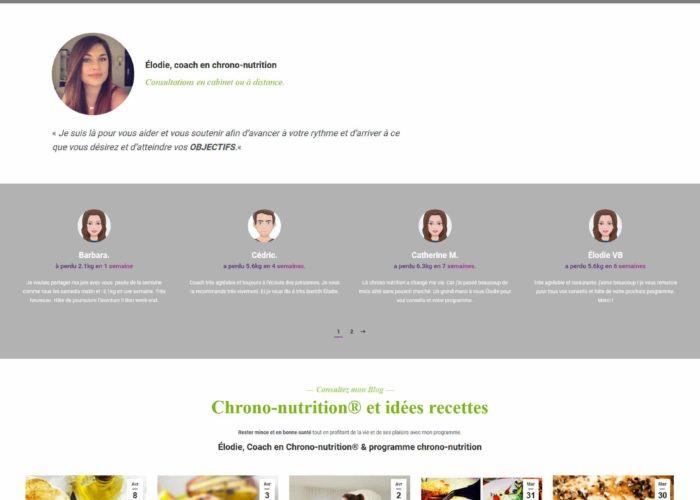 création site internet coach