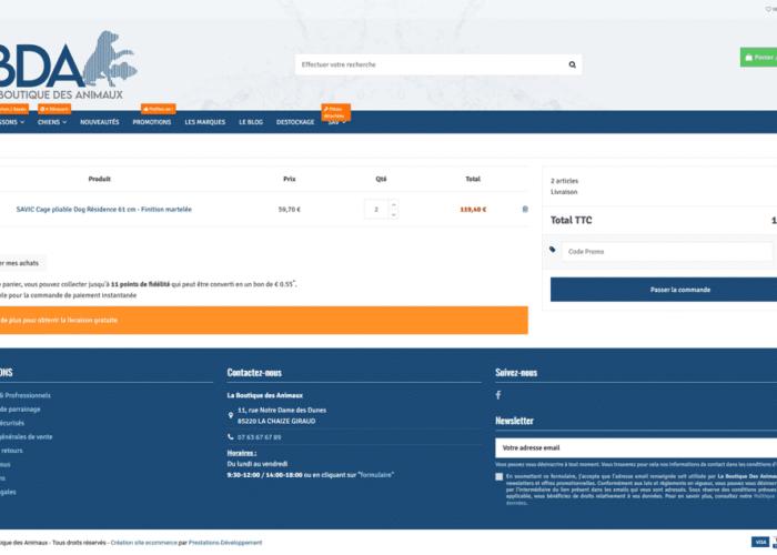 LBDA-ecommerce-prestashop-pc-panier