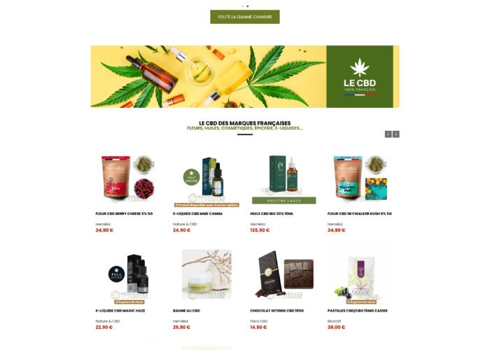 création site ecommerce prestashop 1.7 LMDC